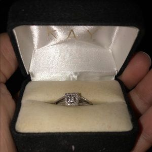 Promise Ring or can be used as an Engagement Ring